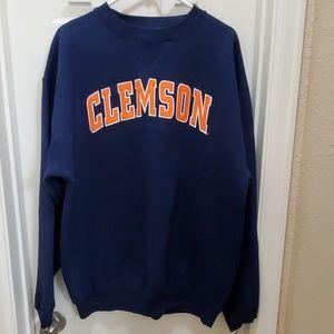 Vintage Clemson sweatshirt XL